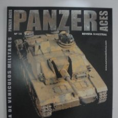 Hobbys: PANZER ACES Nº14 EUROMEDELISMO. Lote 52022655