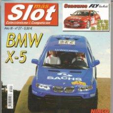 Hobbys: MAS SLOT 27,BMW X5,PEUGEOT 307 WRC,PORSCHE 911 GT3R,CHRYSLER VIPER GTS-GTR,MONTAJE GR.Z. Lote 53303565