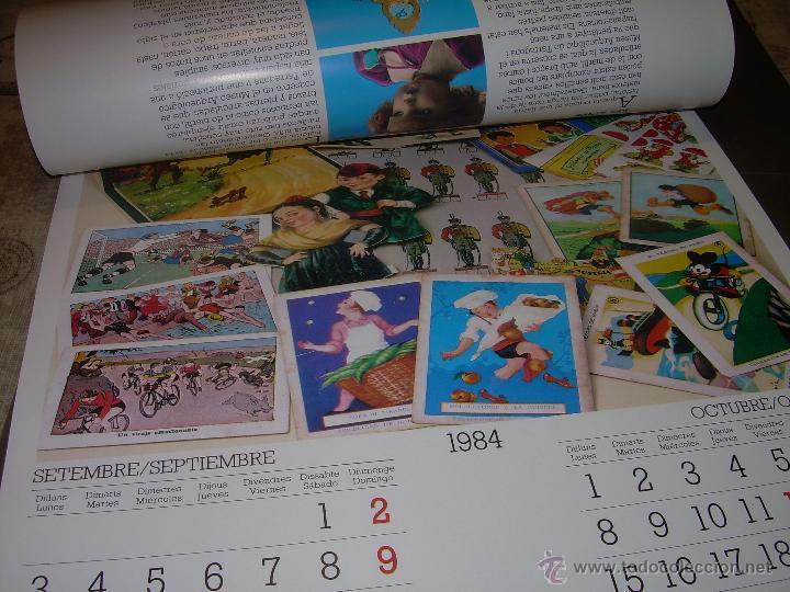 Hobbys: CALENDARIO DE PARED..... DE JUGUETES ANTIGUOS....AÑO 1.984 - Foto 7 - 53500610