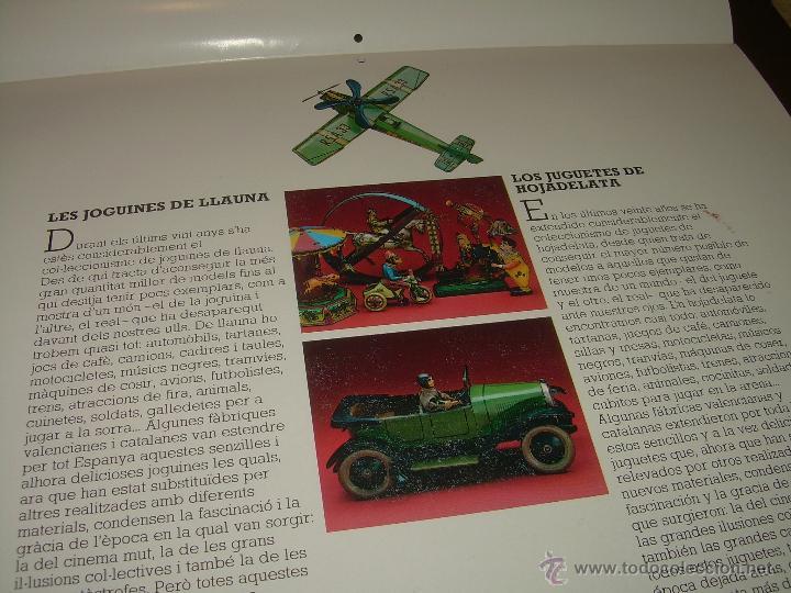 Hobbys: CALENDARIO DE PARED..... DE JUGUETES ANTIGUOS....AÑO 1.984 - Foto 9 - 53500610