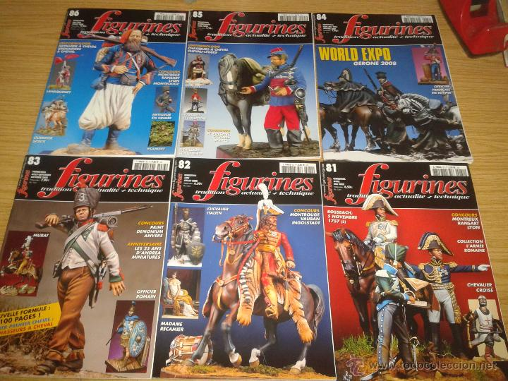 Hobbys: REVISTA FIGURINES. 85 REVISTAS - Foto 1 - 166729256