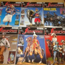 Hobbys: REVISTA FIGURINES. 85 REVISTAS. Lote 166729256