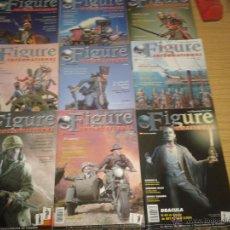 Hobbys: FIGURE INTERNACIONAL. EN ESPAÑOL. 11 REVISTAS. Lote 130917344
