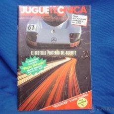 Hobbys: JUGUETECNICA Nº 11 Y 12, ENERO/FEBRERO 1990 - REVISTA DE MODELISMO, RC, MAQUETAS Y HOBBYS. Lote 53805643