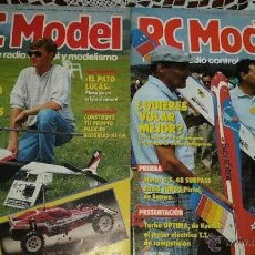 Hobbys: REVISTAS RC MODEL. Lote 54480110