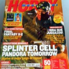 Hobbys: HOBBY CONSOLAS 2004. Lote 54790675