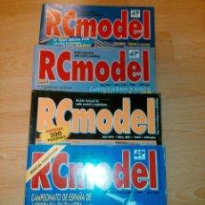 Hobbys: REVISTAS RC MODEL. Lote 55062781