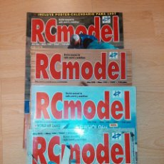 Hobbys: REVISTAS RC MODEL. Lote 55062838