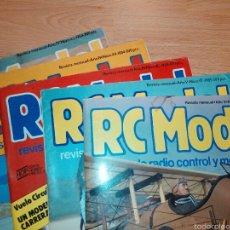 Hobbys: REVISTAS RC MODEL. Lote 55062943