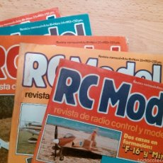Hobbys: REVISTAS RC MODEL. Lote 55063049