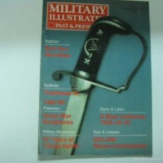 Hobbys: MILITARY ILLUSTRATED PAST AND PRESENT NO.5. Lote 56292166