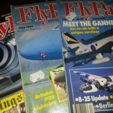 Hobbys: REVISTAS FLY PAST. Lote 57125025