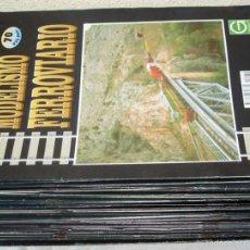 Hobbys: MODELISMO FERROVIARIO - ED. GRANADA 1993 - VER DESCRIPCIÓN Y FOTOS. Lote 57619207