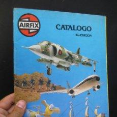 Hobbys: CATALOGO AIRFIX AÑOS 70 80. Lote 58228623