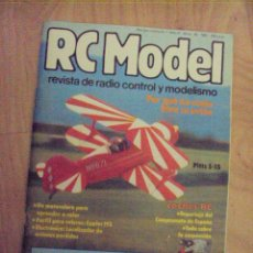 Hobbys: REVISTA RC MODEL Nº 16 AÑO 1982. . Lote 58594021