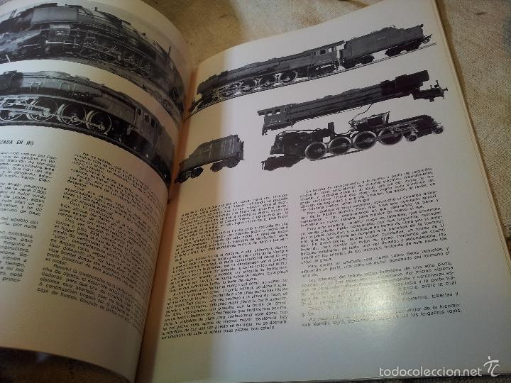 Hobbys: LIBRO LIBRETO AMF ASOCIACION DE MODELISMO FERROVIARIO BARCELONA 1967 - Foto 4 - 59174965