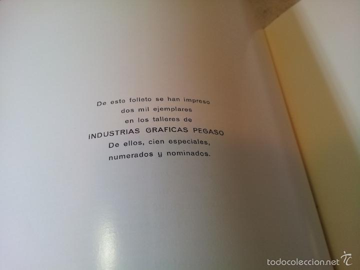 Hobbys: LIBRO LIBRETO AMF ASOCIACION DE MODELISMO FERROVIARIO BARCELONA 1967 - Foto 8 - 59174965
