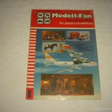 Hobbies - MODELL FAN N° 6 , JUNI 1981, EN ALEMAN - 59962175