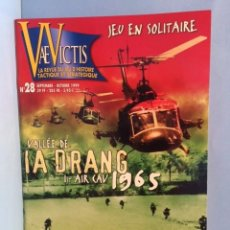 Hobbys: VAE VICTIS: IA DRANG 1965 CON JUEGO COMPLETO. Lote 60791179