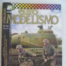REVISTA EURO MODELISMO .... Nº 193