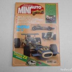 Hobbys: REVISTA MINI AUTO NUM 2 AÑO 1994 . Lote 63359972