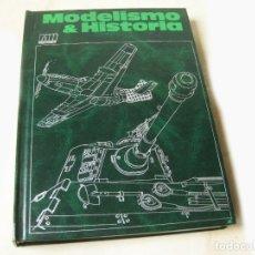 Hobbys: TOMO 2 DE LA REVISTA MODELISMO & HISTORIA DEL AÑO 2 Nº 13 AL AÑO 3 Nº 24. Lote 63486844
