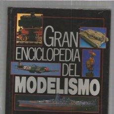 Hobbys: GRAN ENCICLOPEDIA DEL MODELISMO BARCOS RADIOCONTROL. Lote 64576803