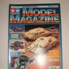 Hobbys: REVISTA TAMIYA MODEL MAGAZINE Nº30. Lote 66515554