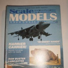 REVISTA SCALE MODELS JUNIO 1993
