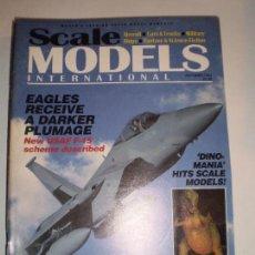 REVISTA SCALE MODELS OCTUBRE 1993