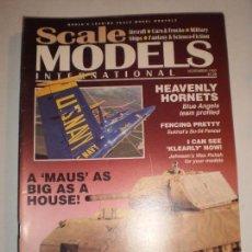REVISTA SCALE MODELS NOVIEMBRE 1993