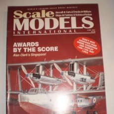 REVISTA SCALE MODELS JUNIO 1994