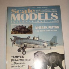 REVISTA SCALE MODELS JULIO 1994
