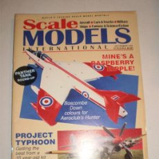 Hobbys: REVISTA SCALE MODELS SEPTIEMBRE 1994. Lote 66516766