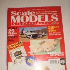 REVISTA SCALE MODELS OCTUBRE 1994