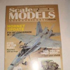 REVISTA SCALE MODELS NOVIEMBRE 1994