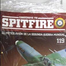 Hobbys: LOTE DE 86 FASCÍCULOS DE ALTAYA - CONSTRUYE TU SPITFIRE ESCALA 1/12. Lote 136375098