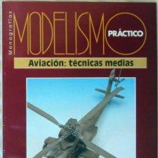 Hobbys: AVIACIÓN: TÉCNICAS MEDIAS - MONOGRAFÍAS MODELISMO PRÁCTICO - VER INDICE. Lote 68649753