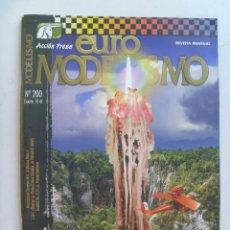 REVISTA EURO MODELISMO .... Nº 200