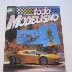 Hobbys: TODO MODELISMO Nº 10 -CAÑON M-12 1992 MODELISMO C78. Lote 71004561