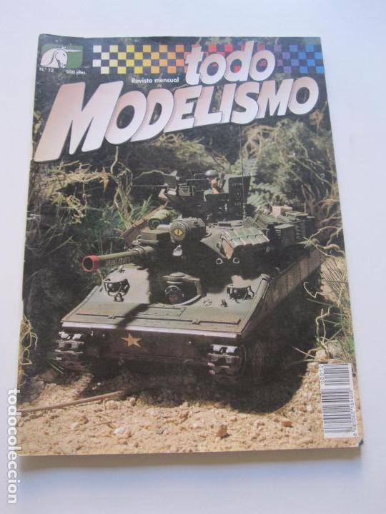 TODO MODELISMO Nº 12 ALEMANIA 1945.- INFANTERIA BRITANICA EN CRIMEA MODELISMO C78 (Juguetes - Modelismo y Radiocontrol - Revistas)
