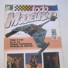 Hobbys: TODO MODELISMO - Nº 6 TIGRE T-34 FERRARI TESTAROSSA TECNICAS PINTURA MODELISMO C78. Lote 71018029