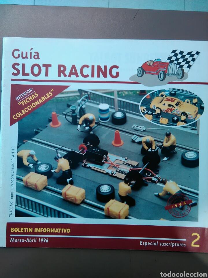 GUÍA SLOT RACING 2 (Juguetes - Modelismo y Radiocontrol - Revistas)