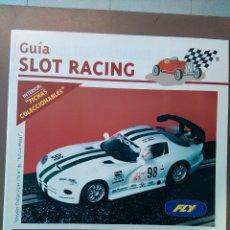Hobbys: GUÍA SLOT RACING 3. Lote 79983837