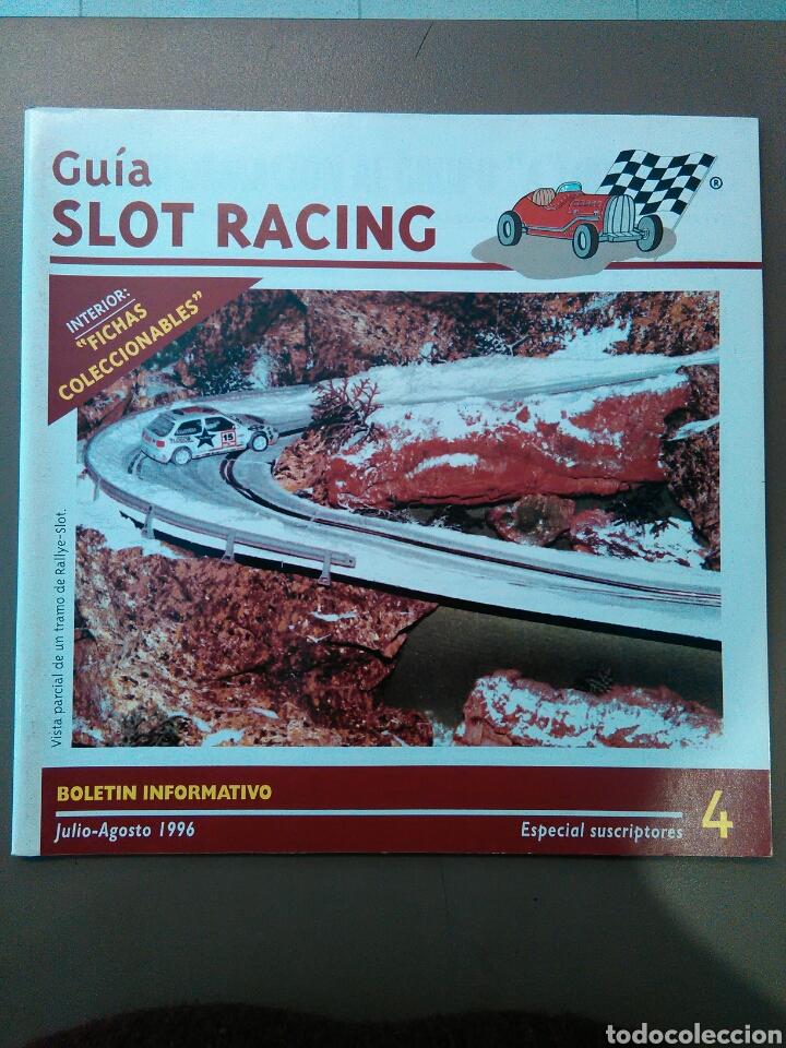 GUÍA SLOT RACING 4 (Juguetes - Modelismo y Radiocontrol - Revistas)
