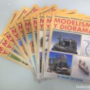 Hobbys: TECNICAS DE MODELISMO Y DIORAMAS, KIT, 10 FASCICULOS - 1,2,3,4,6,7,8,9,10,12. Lote 82887508