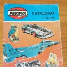 Hobbys: AIRFIX CATALOGO 17, 1979. MODELISMO, MAQUETAS, FIGURAS DE PLOMO, DIORAMAS, VEHICULOS.... Lote 82923956