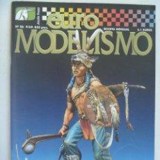 Hobbys: REVISTA EURO MODELISMO .... Nº 86. Lote 89364004