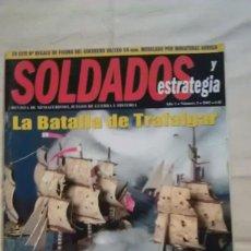 Hobbys: WARGAMES - SOLDADOS Y ESTRATEGIA 3 - LA BATALLA DE TRAFALGAR - LA BATALLA DE TRAFALGAR. Lote 90558380