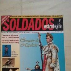 Hobbys: SOLDADOS Y ESTRATEGIA 2. Lote 90560845